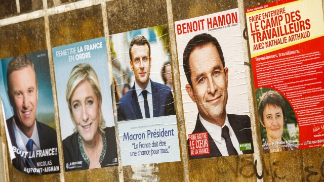 The mysterious case of the missing French election info