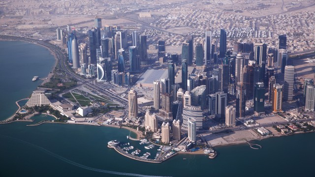 Missing information in the coverage of the sanctions on Qatar