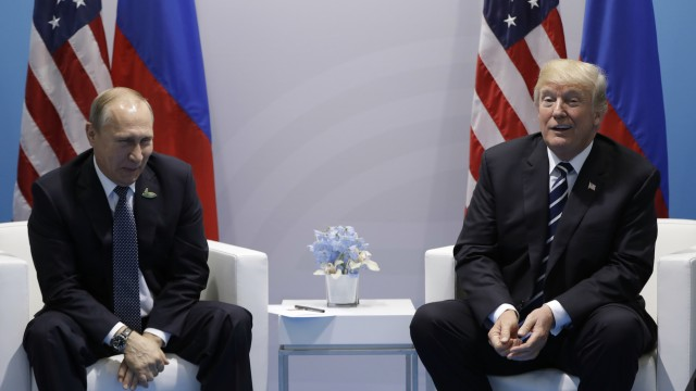 Trump and Putin's meeting: A guide to the added drama