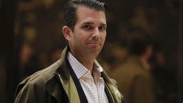 Sorting out the slanted coverage of Trump Jr.'s meeting