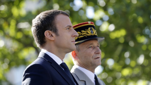 Disguising opinion as fact in the coverage of France's military chief