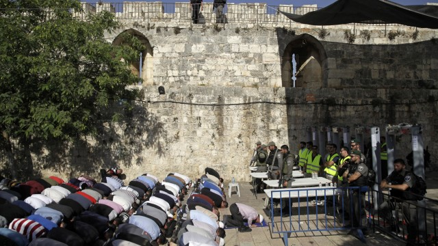 Bias, blame and blind spots: Al-Aqsa mosque and the Israeli-Palestinian conflict