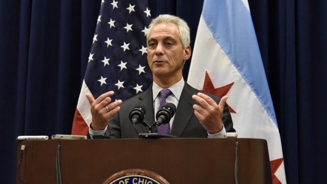 Chicago's suit against the DOJ: When spin supplants data