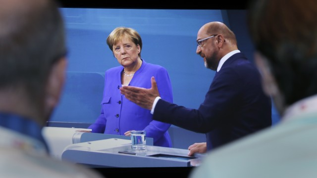Was the German debate a 'duel' or a 'duet'? Neither. Here's why.