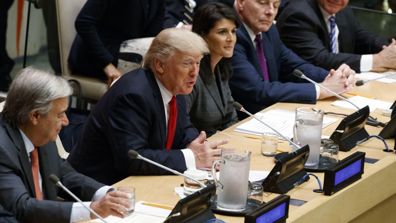 Is the UN General Assembly only about Trump?