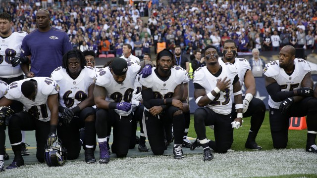 The importance of honor: Trump, sports and the media