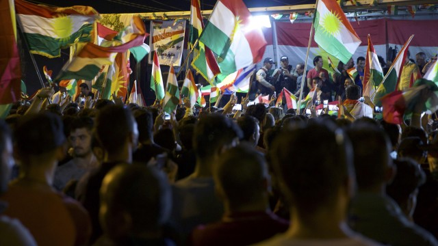 The Kurdish vote for independence: What spin does to an already complex situation