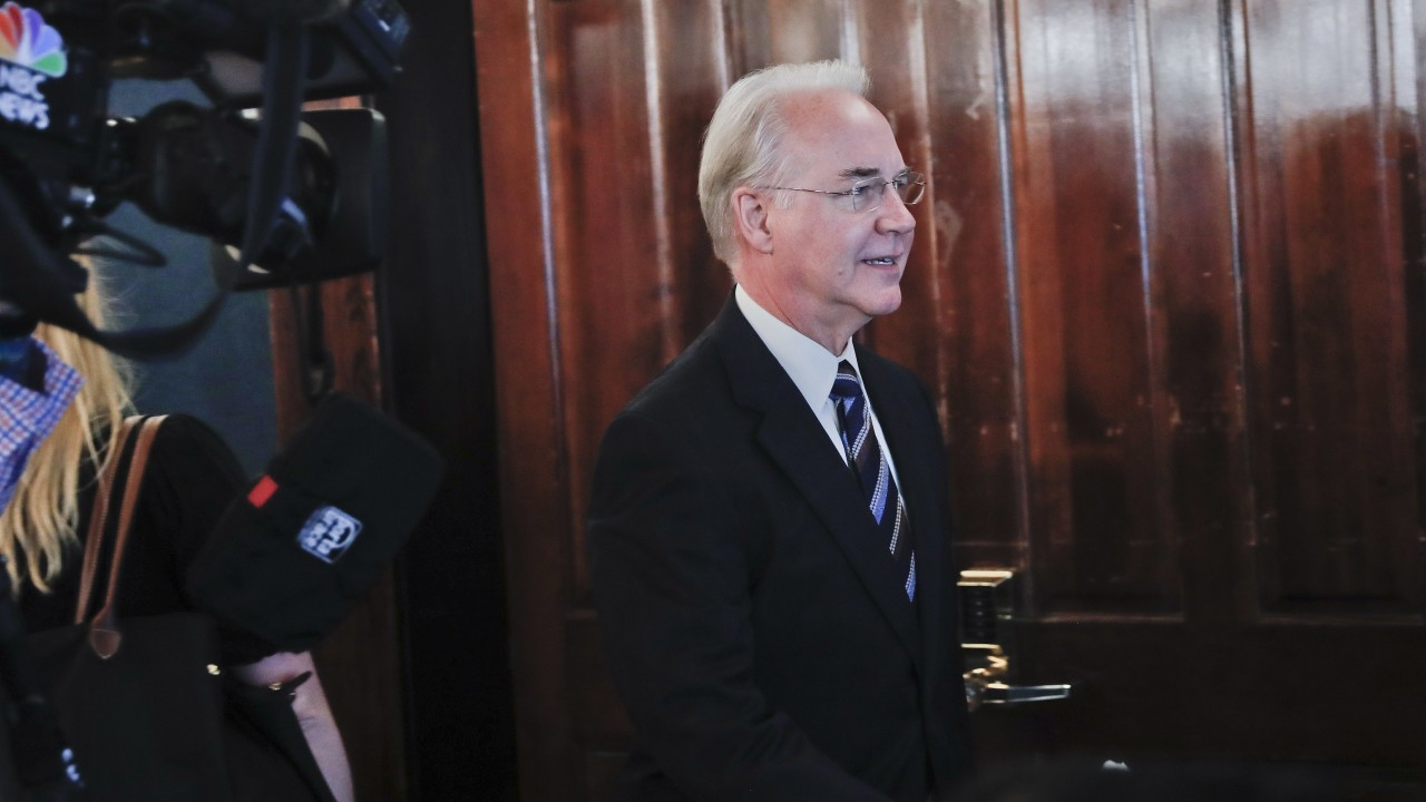 Tom Price's resignation: The blurred lines between news reporting and opinion