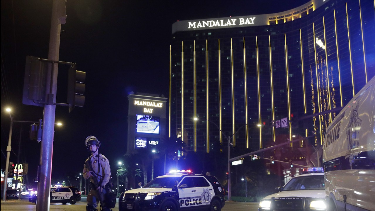 Shooter kills 58, injures at least 515 at Las Vegas music festival