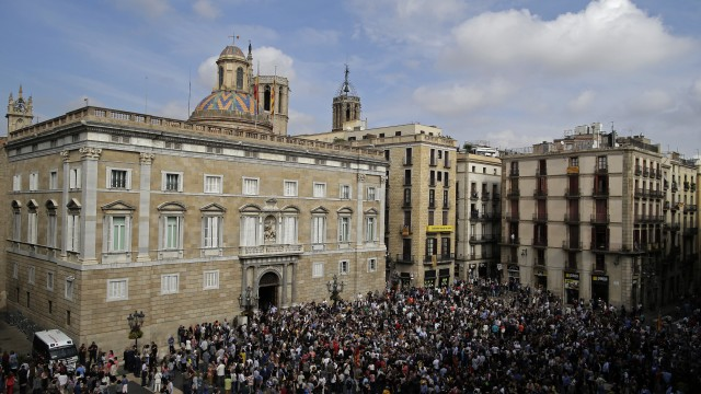 Catalonia's referendum: how the media sensationalizes conflict and violence