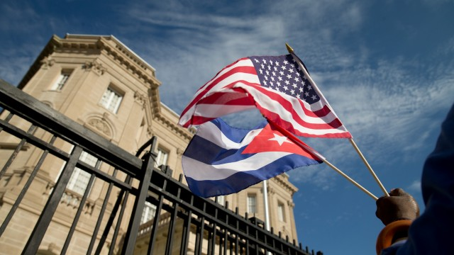 How subtle spin can make US-Cuban relations seem more dramatic
