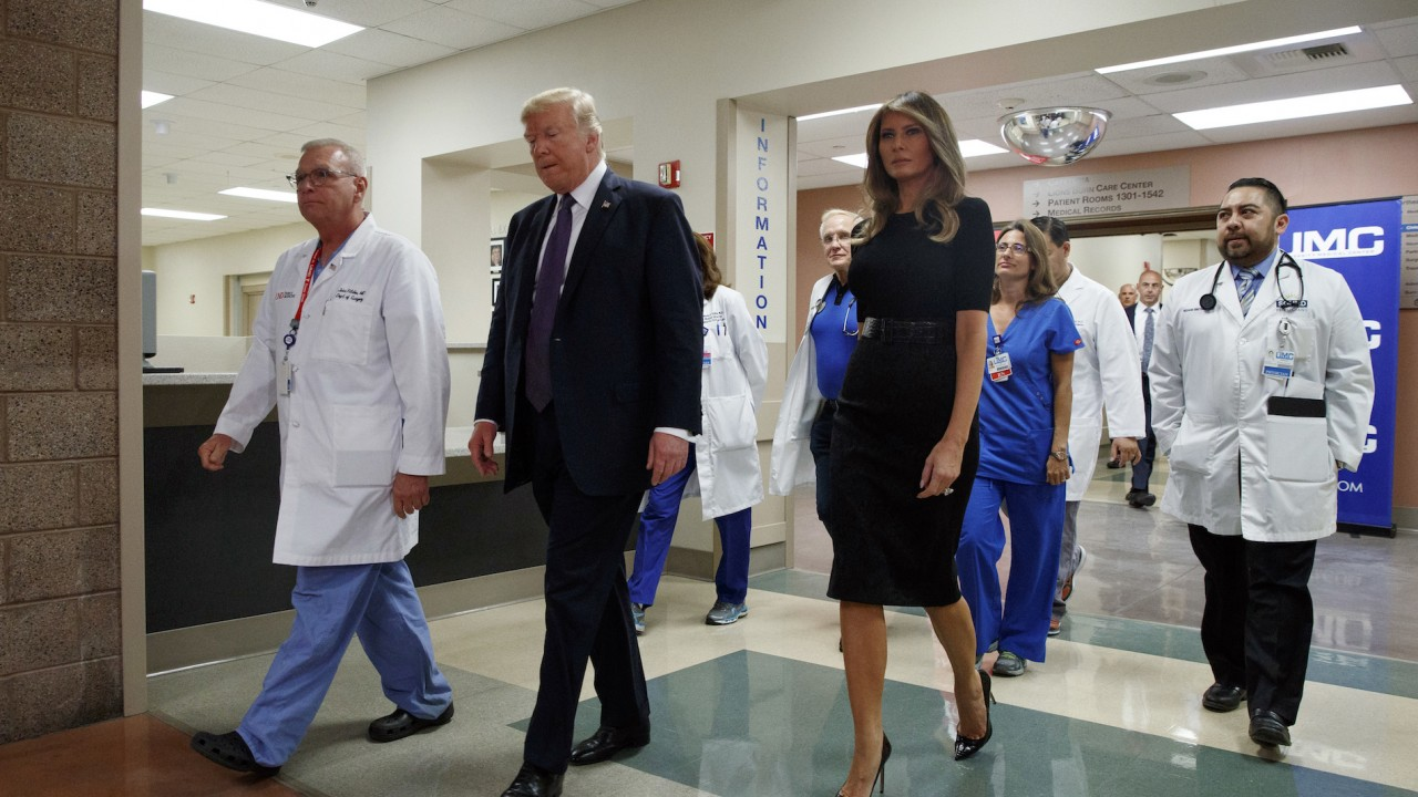 Trump in Vegas: the fine line between opinionated reporting and dishonor