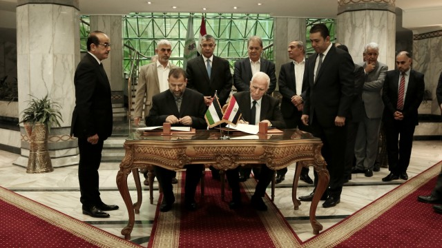 The Daily Cut: Gaza deal | UNESCO withdrawals | ACA insurance | Kenya protest ban | New DHS Secretary