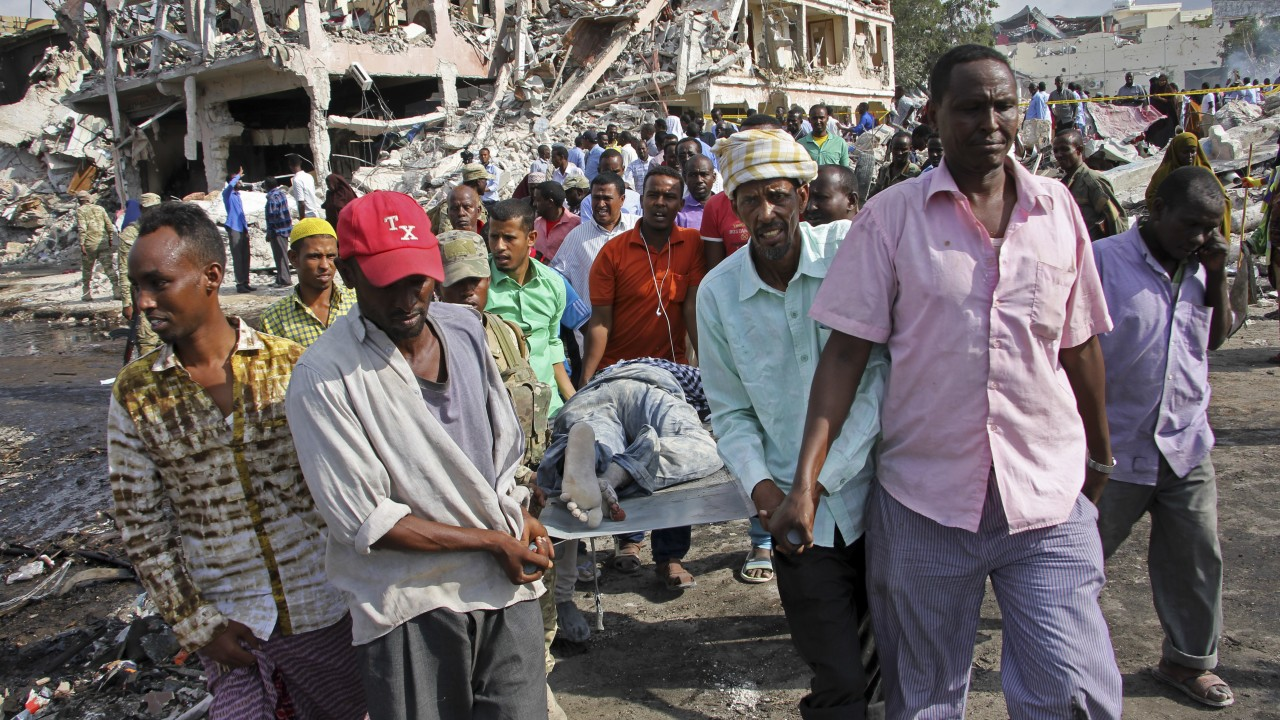 Xi offers condolences over deadly terrorist bombing in Somalia