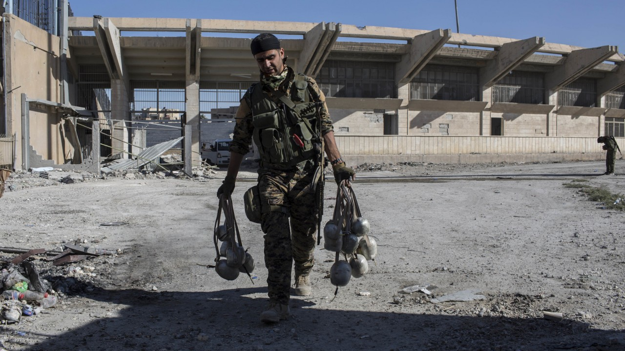 Fighting IS in Raqqa: When media includes the bigger picture
