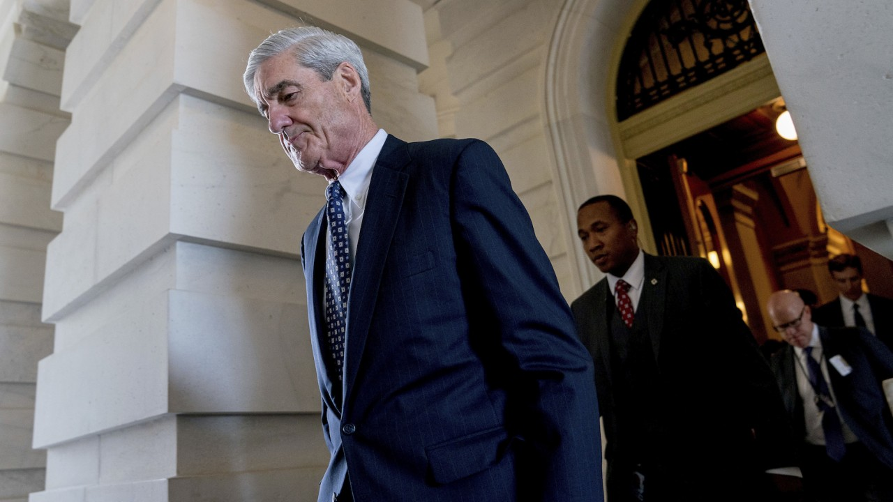 The news of Mueller's indictments, slanted four ways
