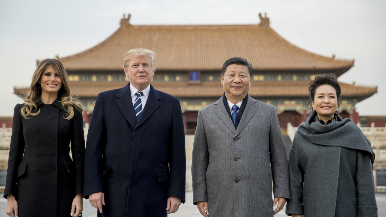 Three hidden assumptions in the coverage of Trump's trip to China