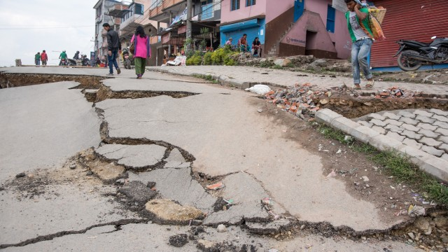 Scientific paper predicts increase in 'major' earthquakes in 2018