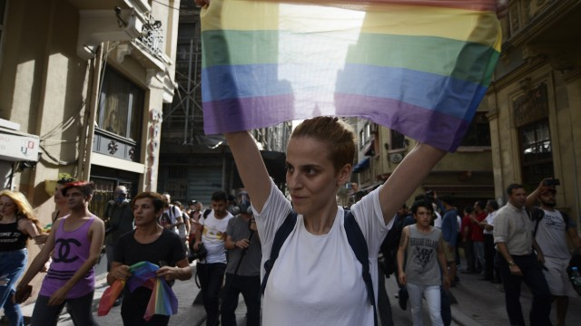 Turkish capital bans LGBT cultural events