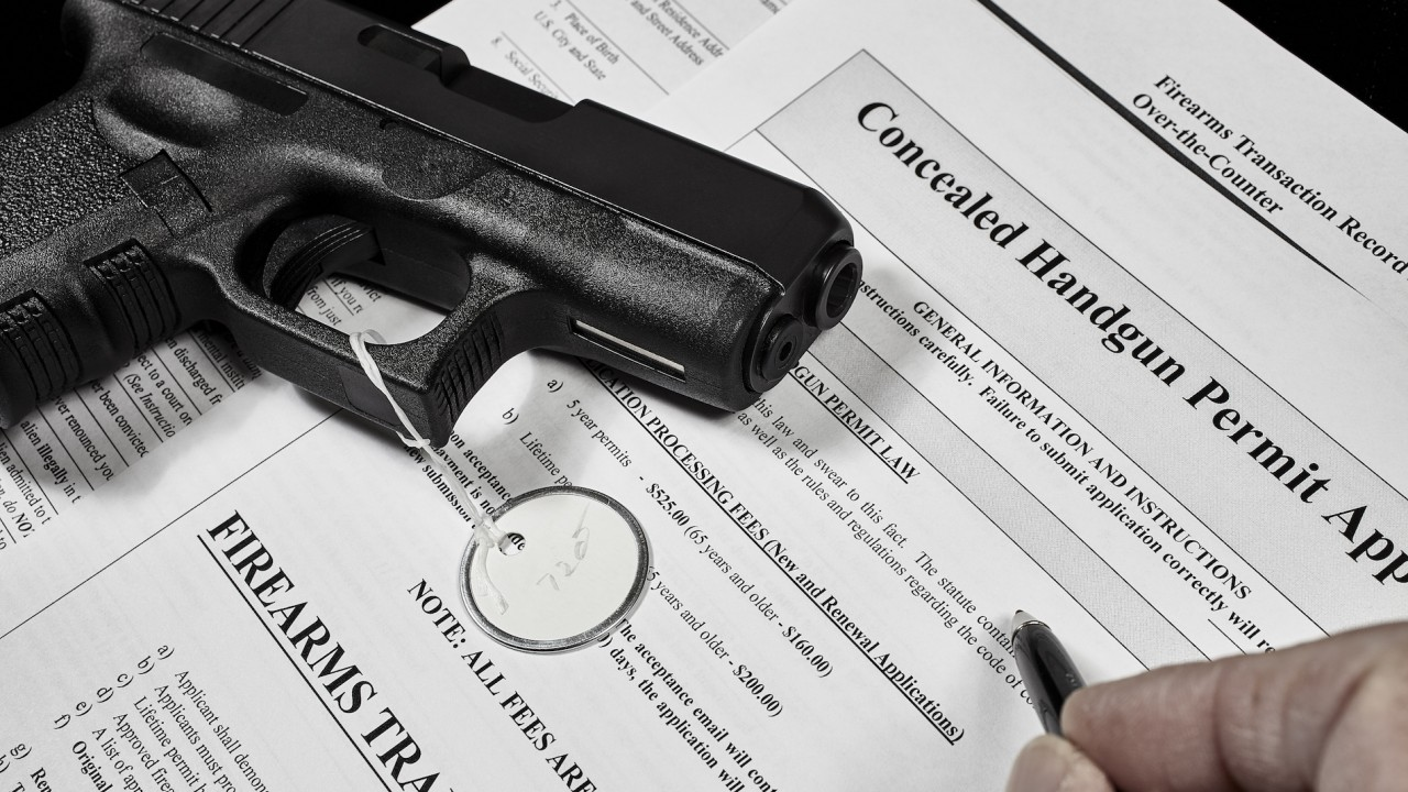 US House of Representatives passes concealed-carry gun permits, background check bills