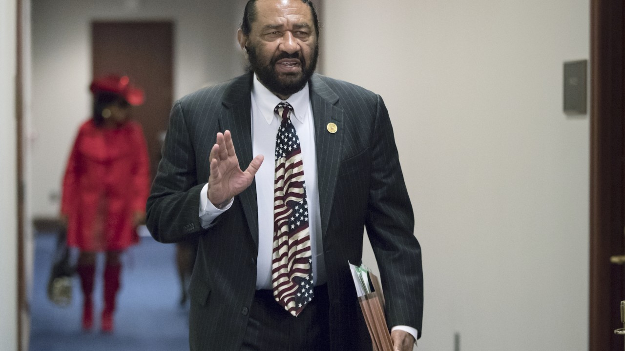 House Shoots Down Dem Rep's Impeachment Resolution
