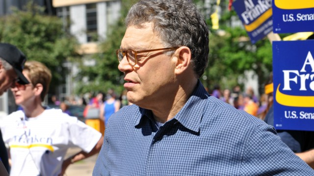 Franken says he will resign from US Senate in 'coming weeks'