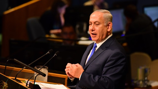 EU leaders decline Netanyahu request to recognize Jerusalem as Israel's capital