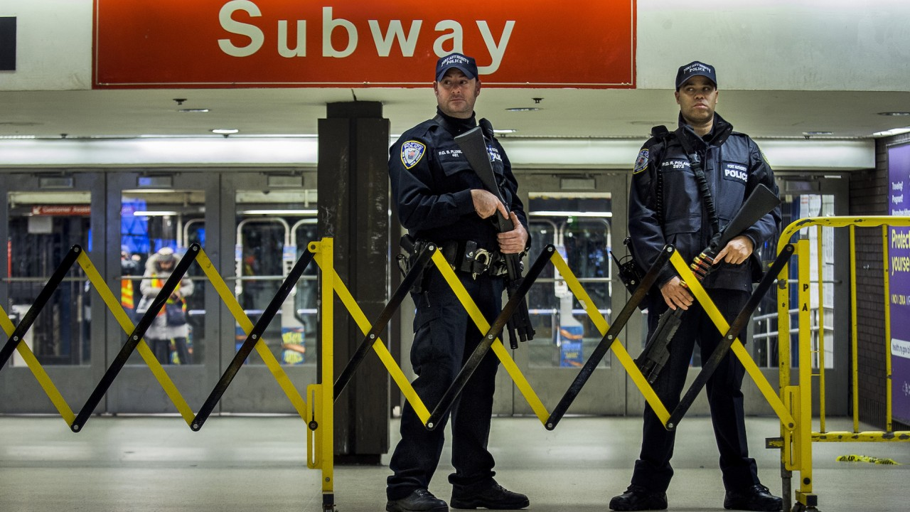 New York Subway Station Back Open After Explosion