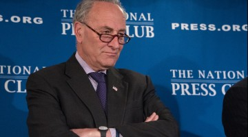 Senator Schumer files police report over fraudulent document alleging sexual harassment