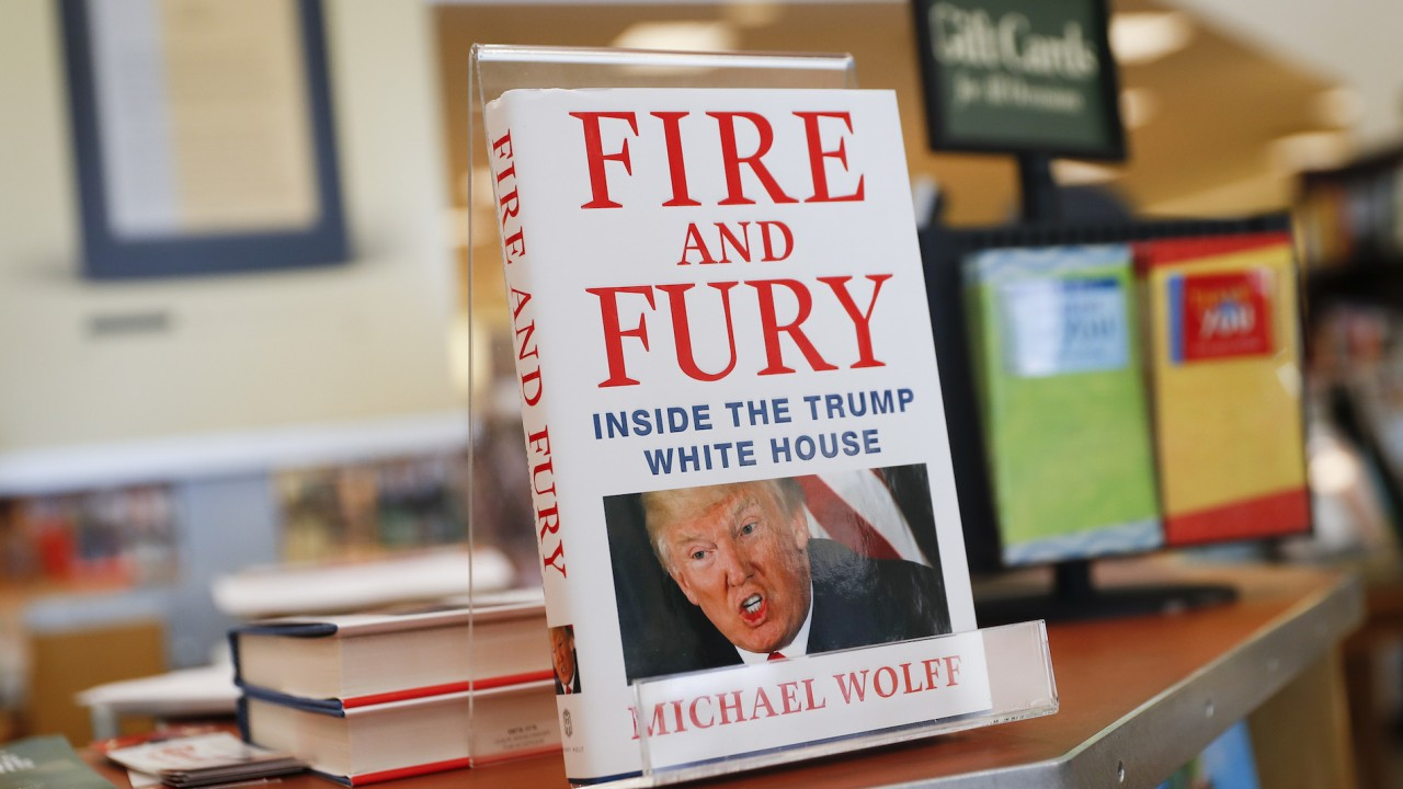 Miller assails Bannon's comments in 'Fire and Fury'