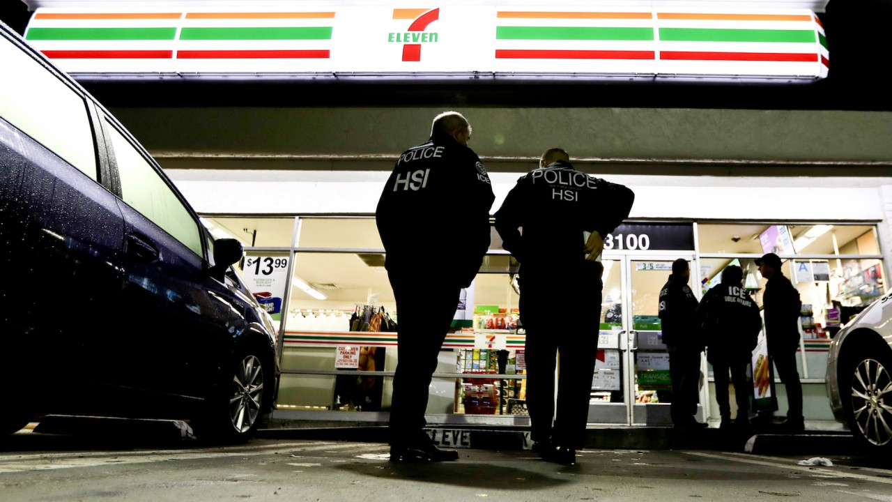 Santa Clara 7-Eleven Targeted in Nationwide Immigration Sweep