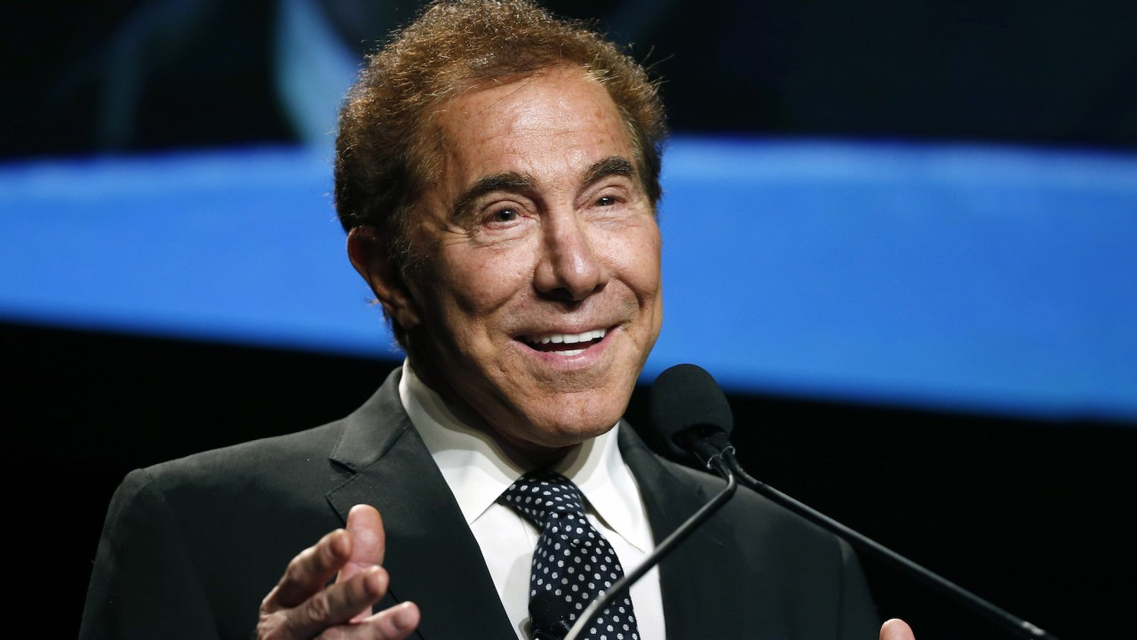 Steve Wynn resigns as RNC finance committee chairman