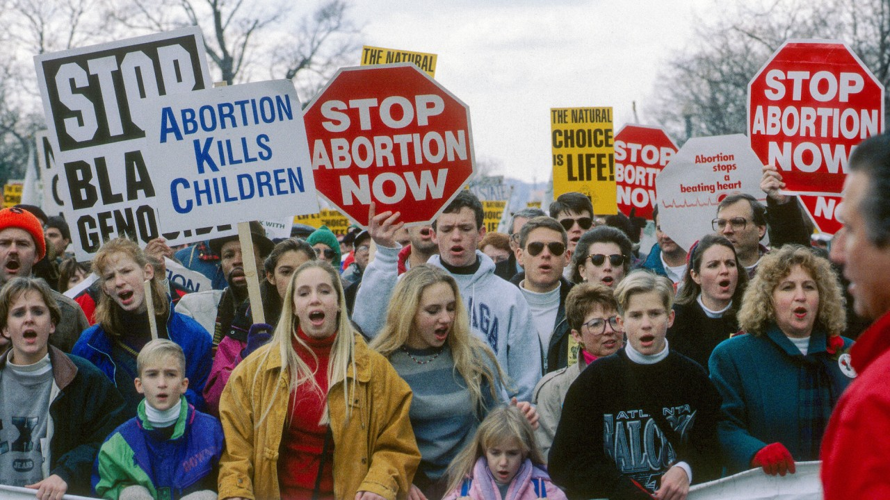 How the media helps issues like abortion stay controversial