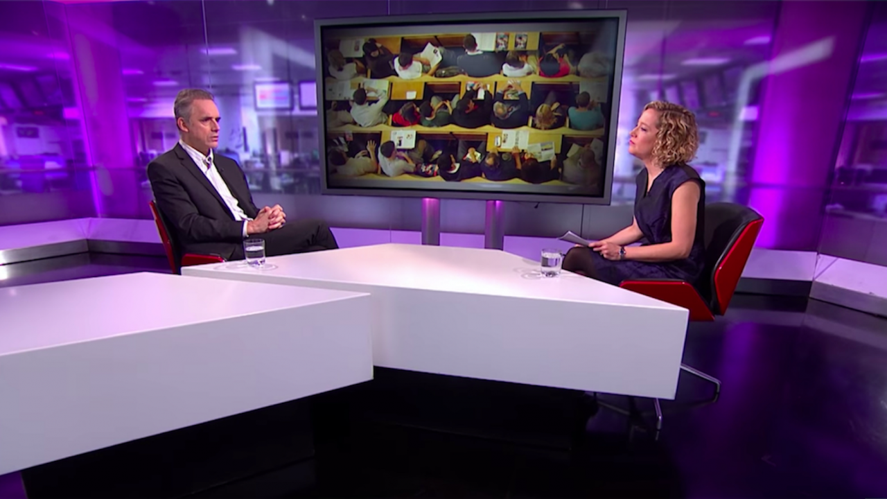 Cathy Newman's interview with Jordan Peterson: How civil discourse is at risk