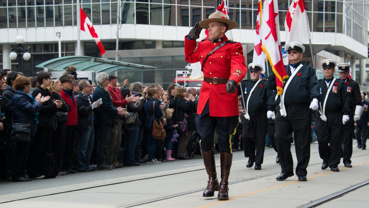 Canada's National Anthem Is About To Go Gender-Neutral