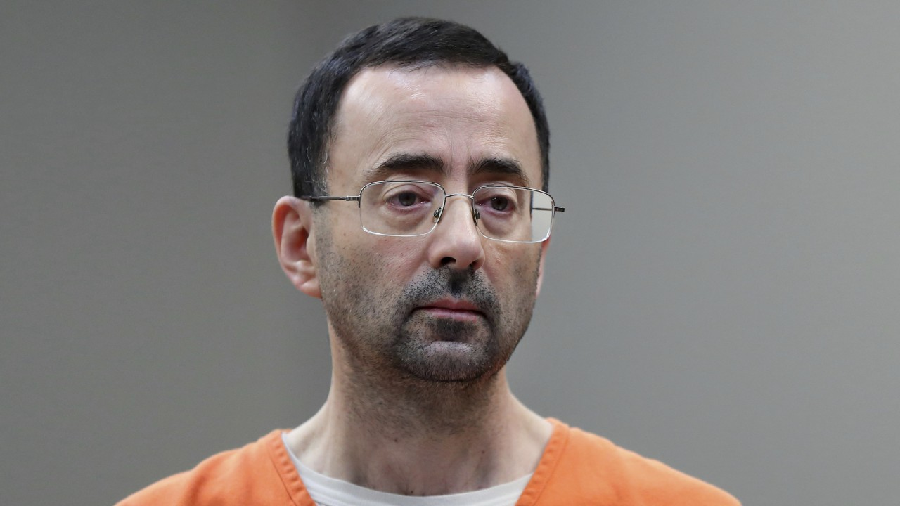 USA Gymnastics doctor faces prison