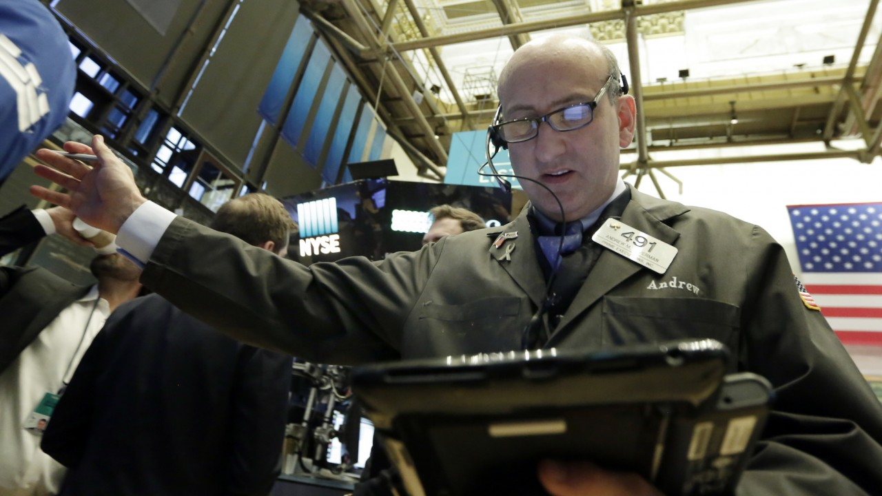 Worried about the stock market? The media may have something to do with that