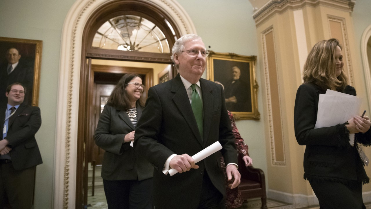 US Senate reaches two-year budget deal to avert govt shutdown