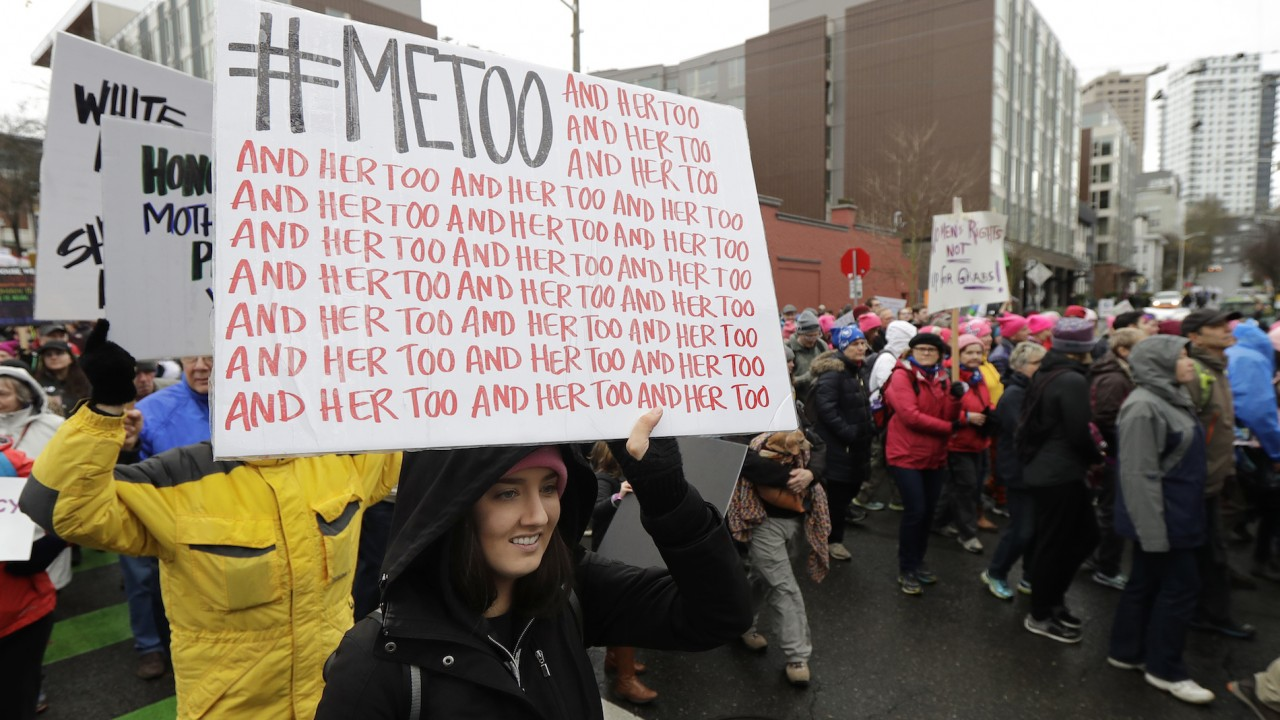 Trump and #MeToo: Is the media putting due process on trial?