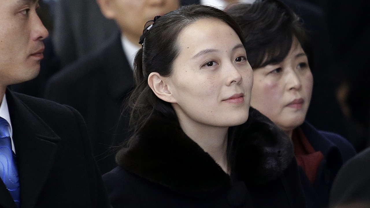 Unspinning the media's coverage of Kim Jong Un's sister at the Olympics