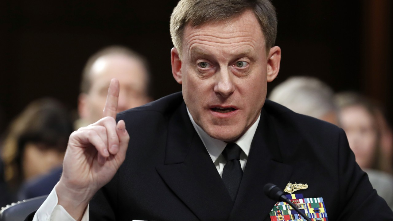The NSA chief is unauthorized to fight Russian cyber attacks