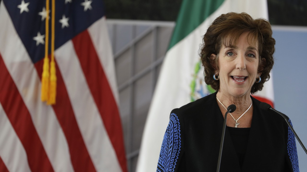Hidden implications in the coverage of the US ambassador to Mexico
