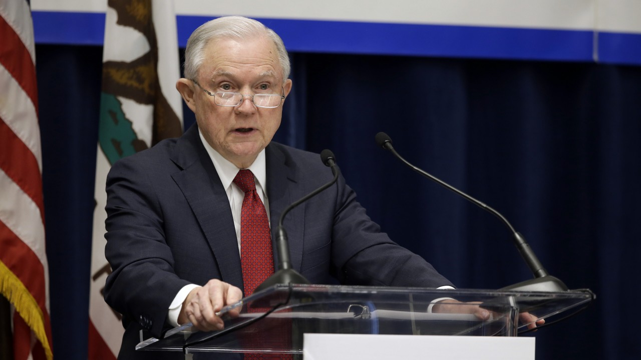 The DOJ sued California, added drama, then the media added more