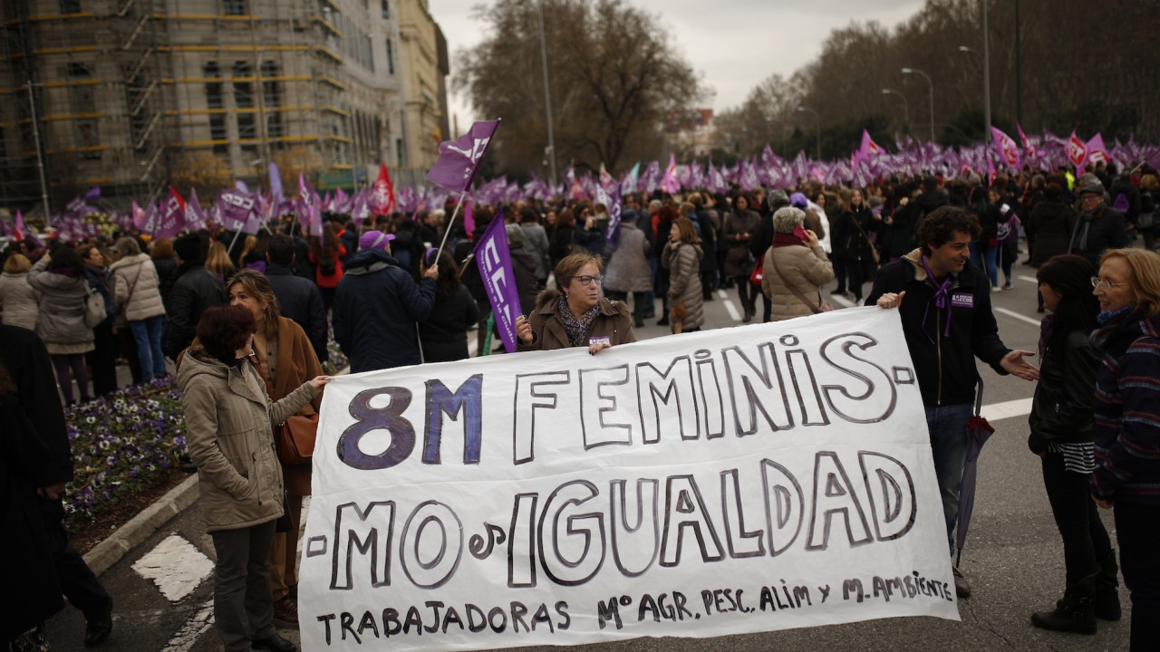 The media's coverage of International Women's Day left us with more questions than answers