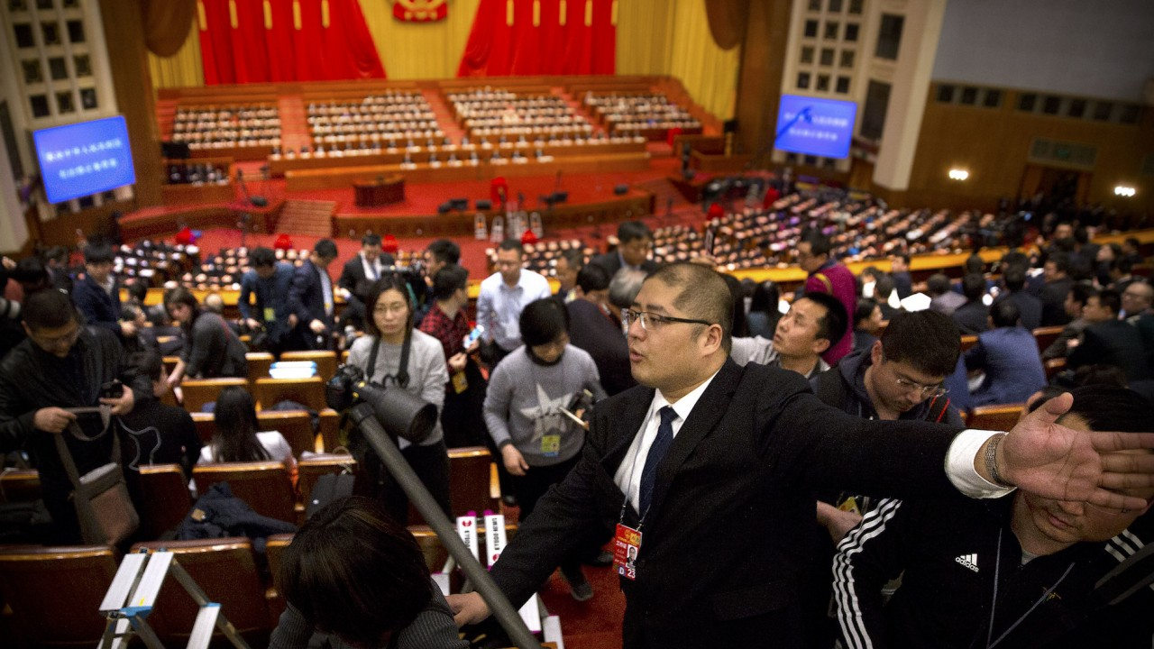 China amends constitution: removes presidential term limits, adds 'Xi Jinping Thought'
