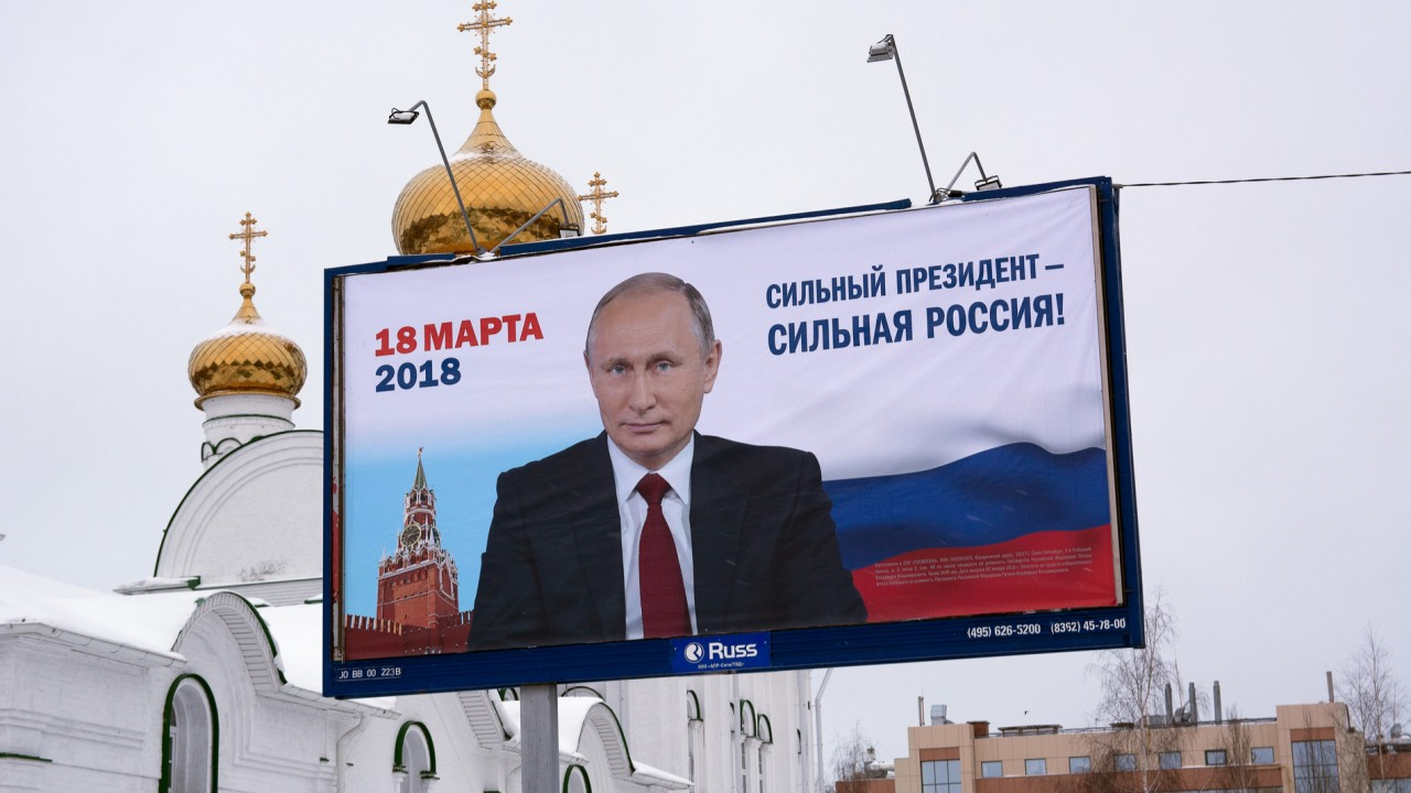 8 candidates to run in Russia's Mar. 18 presidential election