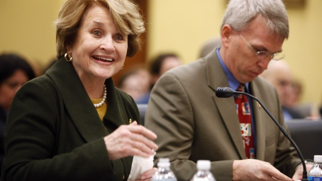 Rep. Louise Slaughter, 88, dies in hospital