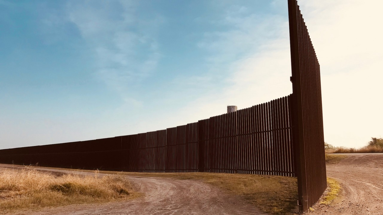 Trump says military to guard US-Mexican border until we have 'a wall and proper security'