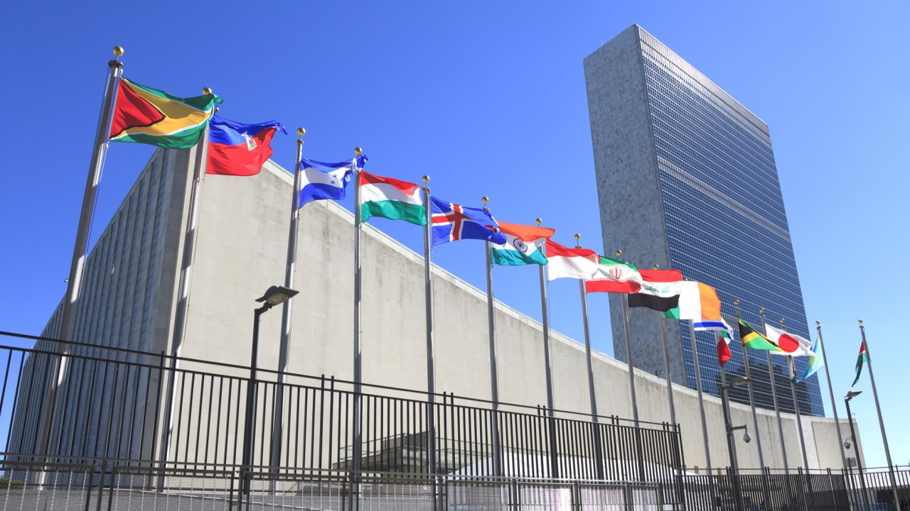 Nations issue statements on airstrikes in Syria