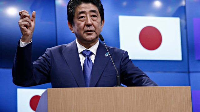 The Shinzo Abe coverage: How spin keeps readers uninformed
